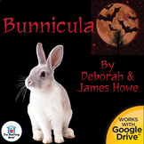 Bunnicula Novel Study Book Unit