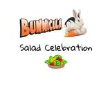 Bunnicula Salad Celebration Sign