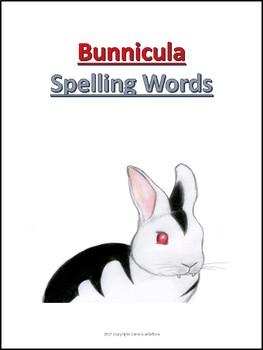 Bunnicula Spelling
