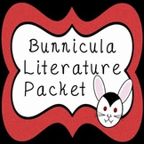 Bunnicula Student Literature Packet and Teacher Guide - CCSS Aligned!