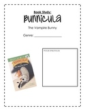 Bunnicula, The Vampire Bunny Book Study