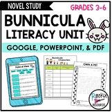Bunnicula Novel Study, Bunnicula Unit, Bunnicula Reading Activities