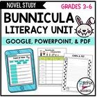 Bunnicula Novel Study, Bunnicula Unit, Bunnicula Reading Activities