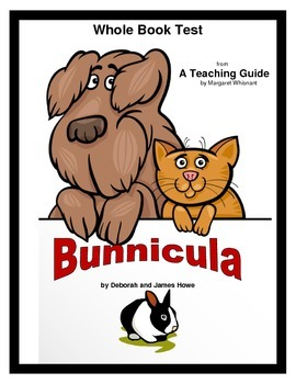 Bunnicula  Whole Book Test