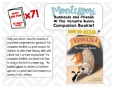 Bunnicula and Friends: The Vampire Bunny Companion Booklet
