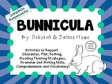 Bunnicula by Deborah and James Howe: A Complete Novel Study!