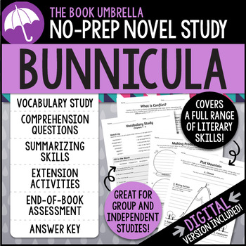 Bunnicula - Novel Studies
