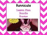 Bunnicula lesson plan bundle