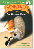 Bunnicula the Vampire Bunny (Ready to Read Edition) Comprehension Packet