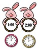Bunnies:  Time to the Hour