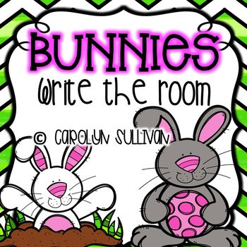 Bunnies Write the Room