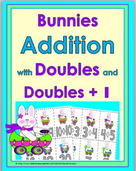 Spring Math Activities - Addition