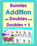 Spring Math -  Addition Matching Games