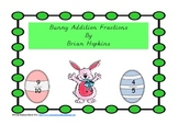 Bunny Addition Fractions (4.NF.3)