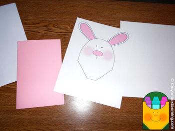 Bunny Book Craftivity - Easter