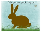 Book Report of a Rabbit