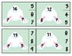 Bunny Bottoms Number Bond Clip Cards facts 11-18