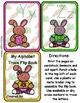 Bunny Buddies Alphabet Trace Flip Book