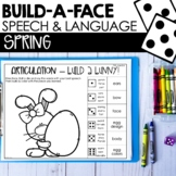 Bunny Build A Face for Articulation & Language