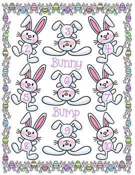 Bunny Bump & Where is the Easter Bunny?