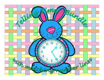 Bunny Bundle Telling time