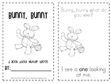 Bunny, Bunny: Number Words
