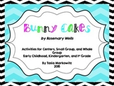 Bunny Cakes Center Activities, Small Group, or Whole Group Printables