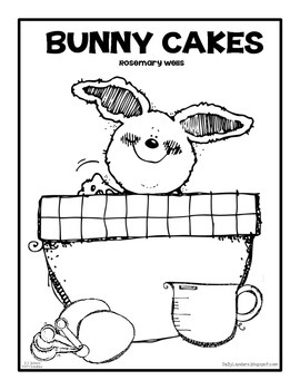 Bunny Cakes {Jumpstart's Read for the Record 2014}