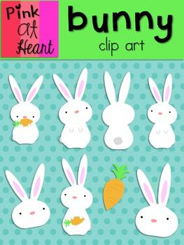 Bunny Clip Art