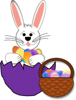 Bunny Clipart Easter Bunnies PNGS