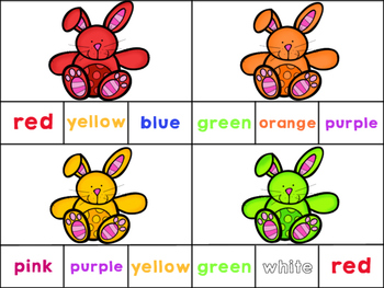 Bunny Color Match