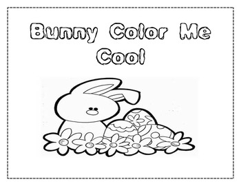 Bunny Color Me Cool Glyph