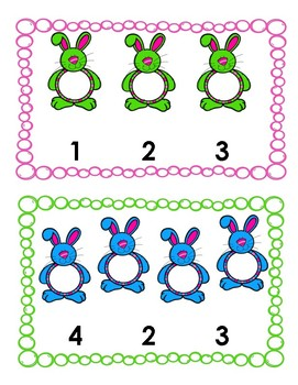 Bunny Count and Clip
