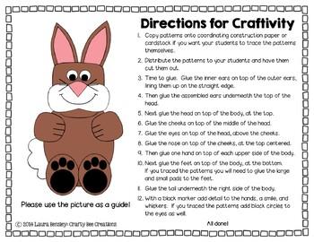Bunny Craft {Brown Bunny}