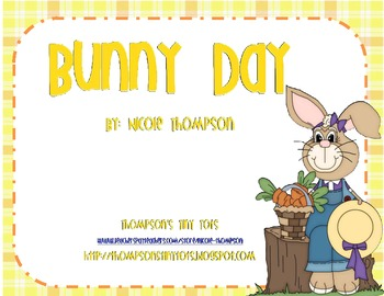 Bunny Day Story Kit