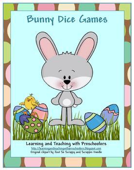 Bunny Dice Games