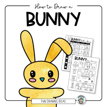 Bunny Directed Drawing with Choices