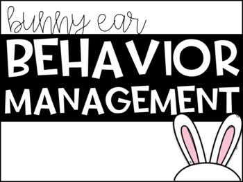 Bunny Ear Behavior