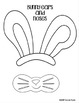 Bunny Easter Sacks Spring Craft Activity