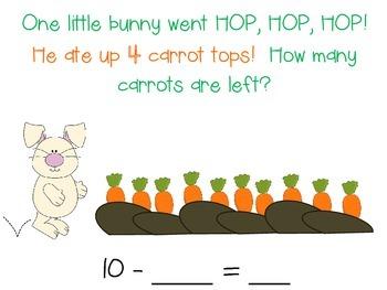 Bunny Equations - Partners of Ten