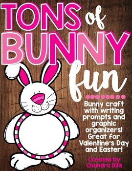 Bunny FUN! Activities and Bunny Craft!