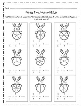 Bunny Fractions