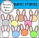 Bunny Frames~ Clipart