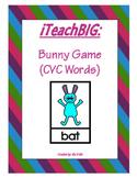 Bunny Game - CVC Words