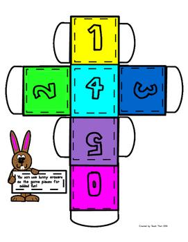 Bunny Hop Adding