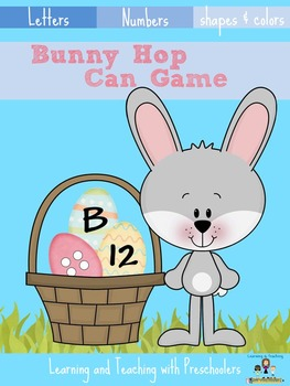 Bunny Hop Can Game