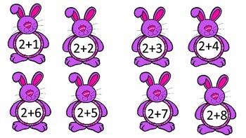 Bunny Hop Math