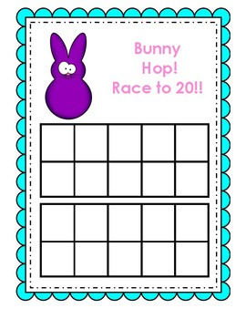 Bunny Hop Race to 10 and 20 Games