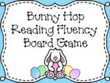 Bunny Hop Reading Fluency Board Game