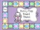 Bunny Hop Reading Fluency Board Game